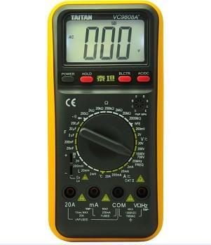 vc9808a 数字万用表(泰坦)