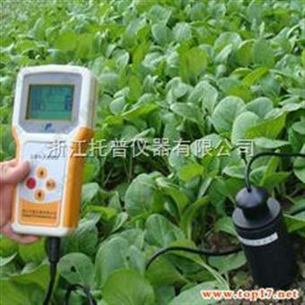 TZS-3X-G托普牌多参数土壤水份、温度速测仪