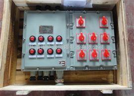 XXB58防爆动力检修箱、防爆检修电源插座箱