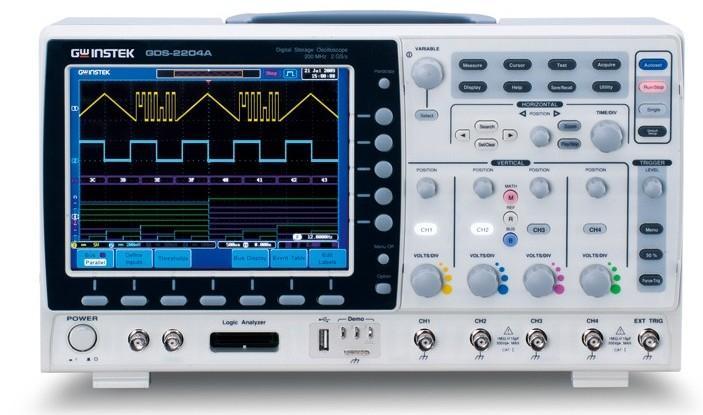 示波器_gds-2072a固纬数字存储示波器gds-2072a