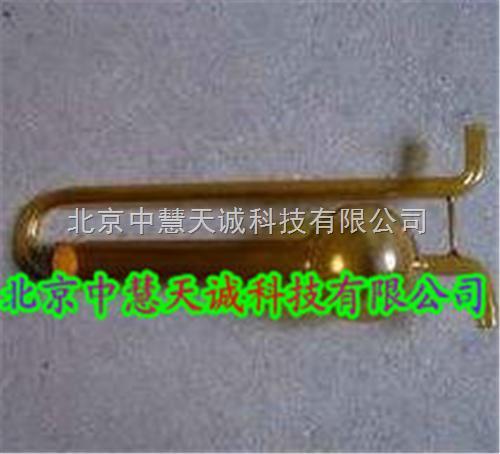 U型多孔玻板吸收管(白色10ml)  型号:ZH9432