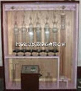 (1903)七管奥氏气体分析仪