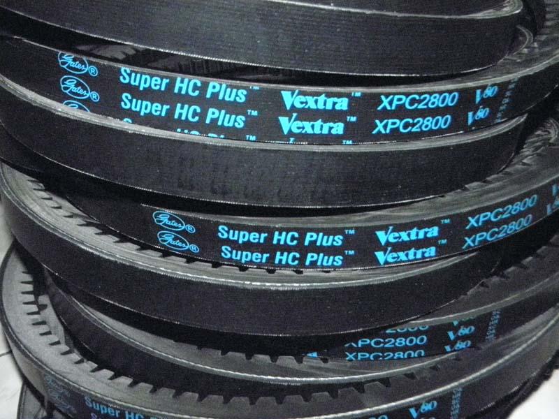 供应进口美国盖茨XPC2800空压机皮带传动皮带