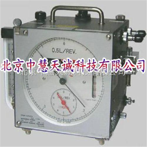 湿式气体流量计0.5L日本 型号:W-NK-0.5A