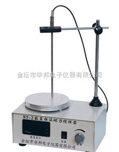 85-2數顯恒溫磁力攪拌器