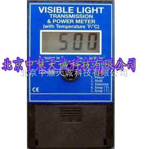 玻璃可见光及色调测量仪/可见光透过率及功率计 美国 型号:M1165