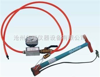 SFQM-1型隧道防水板焊缝气密性检测仪使用说明