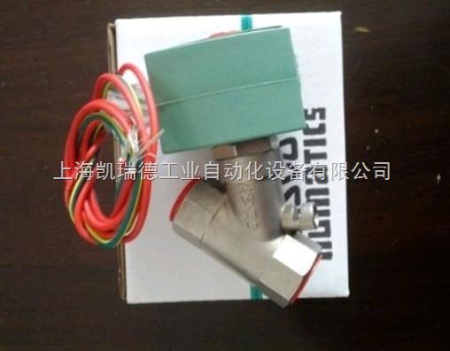 ac220v-asco阿斯卡两位四通电磁阀-上海凯图片