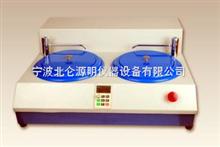 YM-2供应双盘台式金相预磨机