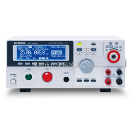 GPT-9804台灣固緯(GWINSTEK) GPT-9804 多功能安規測試儀