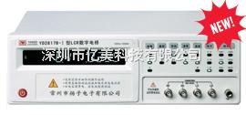 YD2817B-I全新常州扬子YD2817B-I型LCR数字电桥(100Hz-100kHz)
