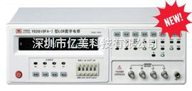 YD2810FA-I全新常州扬子YD2810FA-I型LCR数字电桥(100Hz-10kHz)