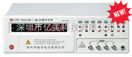 YD2810B-I供应常州扬子YD2810B-I型LCR数字电桥(100Hz-10kHz)