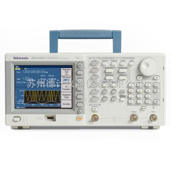 美国泰克任意函数发生器AFG3000C