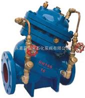 JD745X隔膜式多功能水泵控制閥【安來石化】