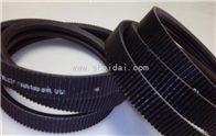 DT10-1320进口T型齿同步带,进口橡胶同步带