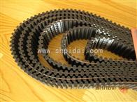 DT10-1240钢丝双面齿同步带,进口橡胶同步带