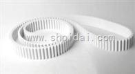 DH8M2400双面圆弧同步带,橡胶梯形齿同步带