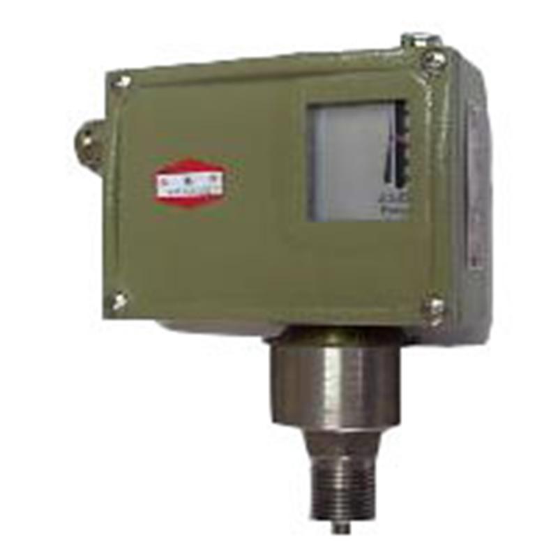上海自动化表四厂D502/7DZ双触点压力控制器