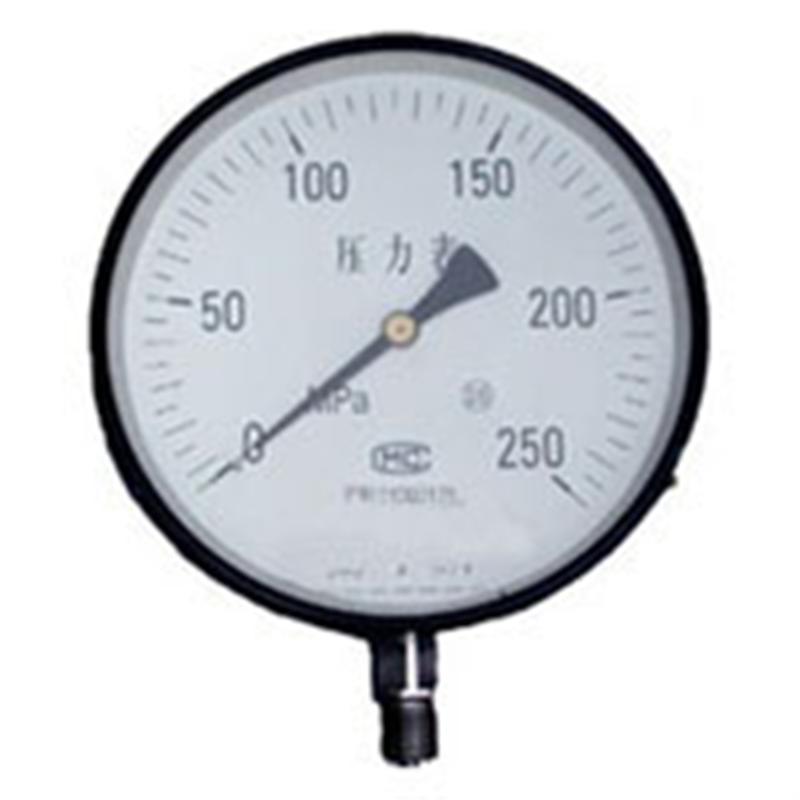Y200/250MPa型特规压力表上海自动化仪表五厂