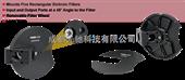 用于30毫米籠式共軸系統的手動二向色濾光輪