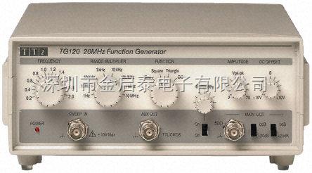 tg120 tti tg120函数信号发生器
