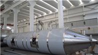 淀粉干燥輸送冷卻系統圖示