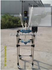 多功能玻璃反应釜专业销售