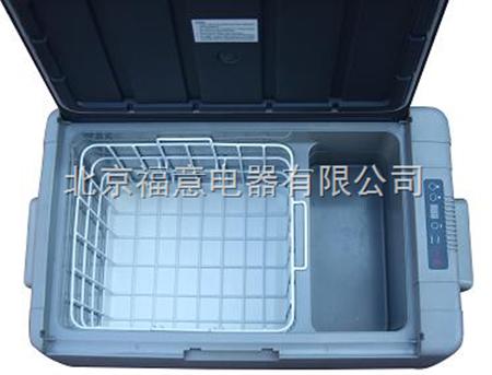 直流电冰柜图片