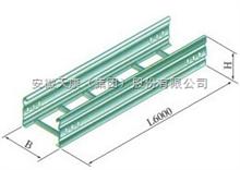 XQJ-DJ-T-B-01 型梯极式大跨距汇线桥架