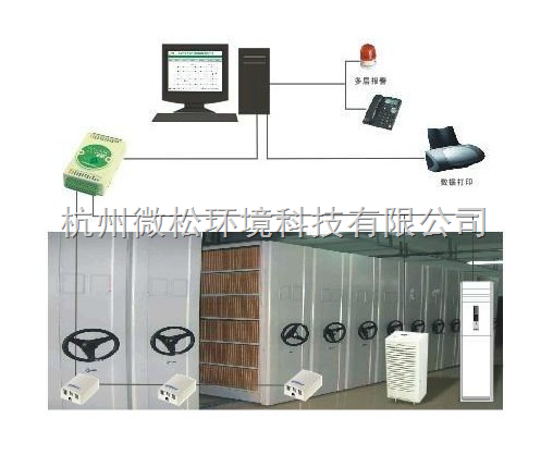 档案馆温湿度系统 档案馆温湿度检测系统