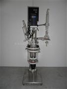 SF-3L双层玻璃反应釜3升