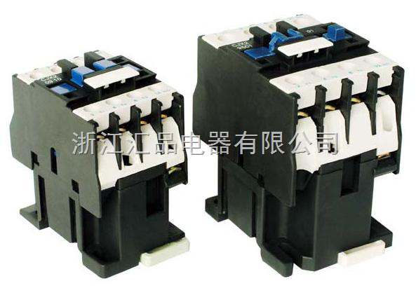 cjx2-2501交流接触器 交流接触器的接法
