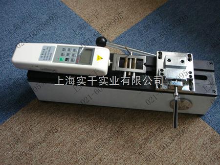 端子拉力试验机 线束接线端子拉力试验机