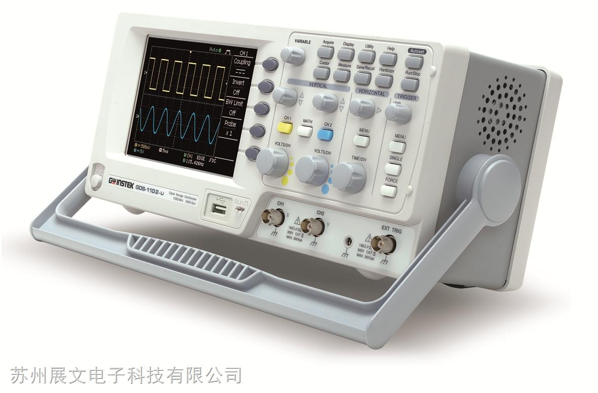 台湾固纬数字示波器