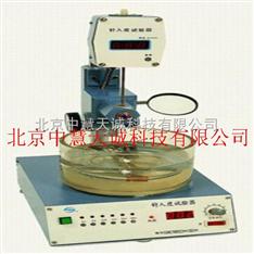 针入度试验器(测石蜡)(带恒温浴 型号:ZH1663