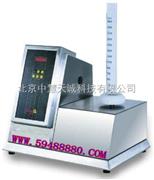 堆密度计/振实密度计/粉抹性状测定仪 德国 型号:ZH3994
