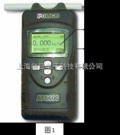 AT8600 呼出气体酒精含量测定仪