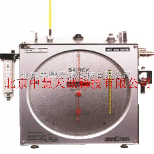 湿式气体流量计 日本 型号:ZH1304