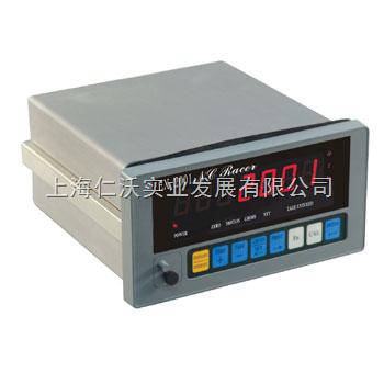 英展EX2001NC RACER称重控制器,RS232电脑串口通讯仪表