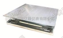 3吨钢材缓冲平板电子秤厂家