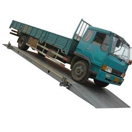 SCS50吨移动式汽车衡
