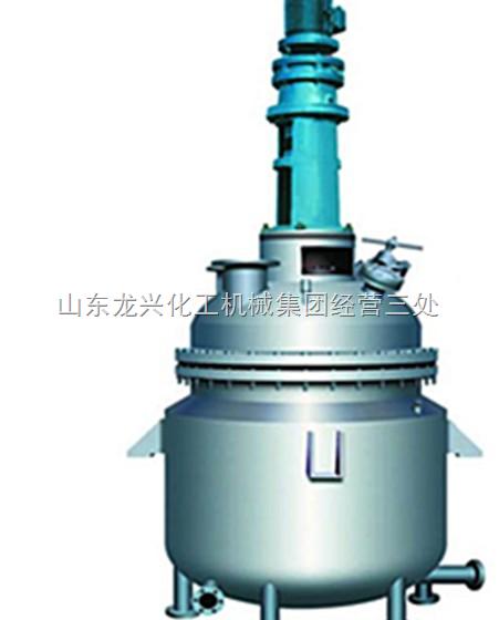 电加热反应釜 循环油反应釜