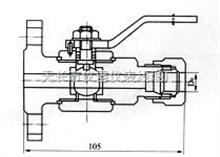 HYQ 系列測量管路球閥