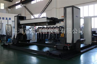 上海百若RTM-2000樹脂傳遞一體化成形設備