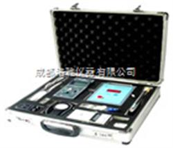 JHC-QDF-HS-LX洁净环境测试仪组合套件仪器箱