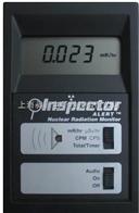 手持式多功能射线检测仪INSPECTOR