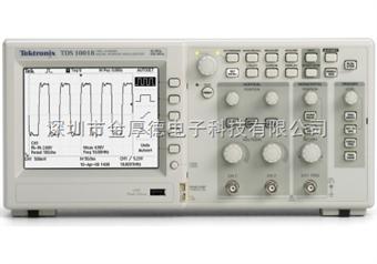 泰克TDS1012B数字存储示波器
