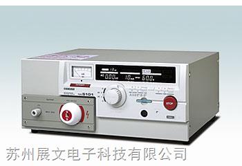 日本菊水10KV耐压测试仪TOS5101