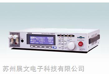 日本菊水地线导通测试仪TOS6210